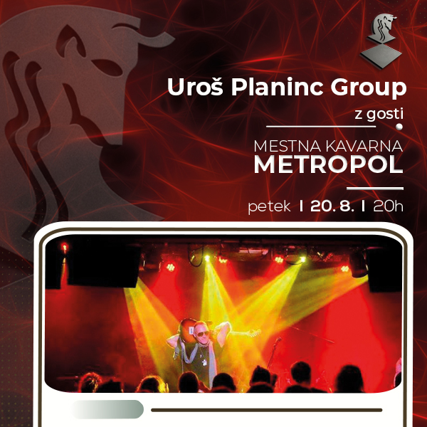 Uroš Planinc Group