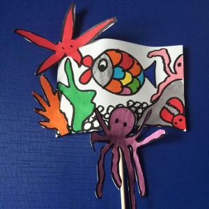 Otroška ustvarjalna delavnica