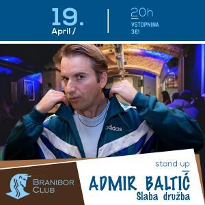 Admir Baltić - Slaba družba