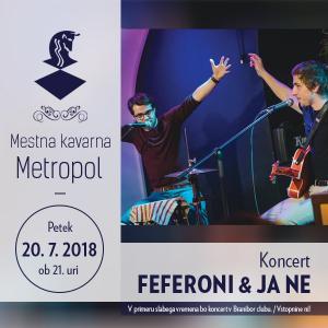 Feferoni in duet JA NE