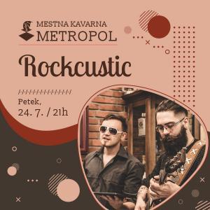 Rockcustic - odpade zaradi vremena!