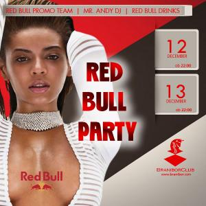 Red Bull party