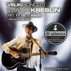 Veliki koncert Vlada Kreslina