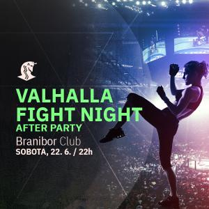 Valhalla fight night afterparty