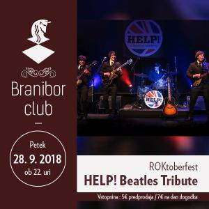 ROKtoberfest s HELP a Beatles tribute