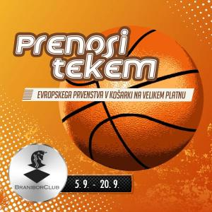 Eurobasket 2015 na velikem platnu