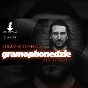 Summer opening - Gramophonedzie