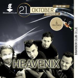 6. obletnica - HeaveniX