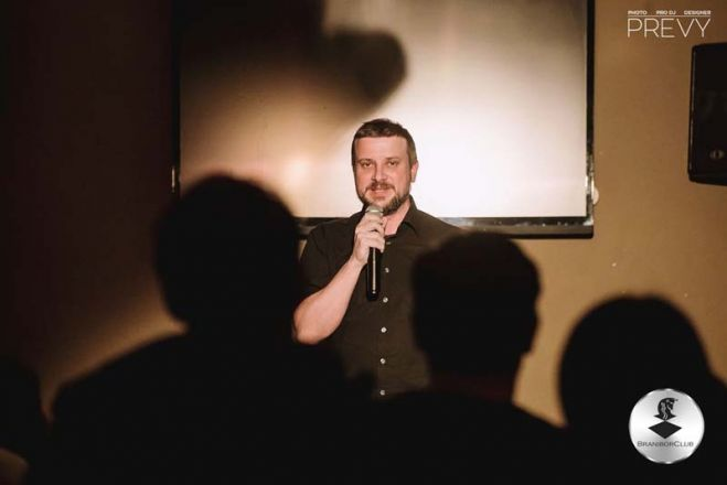 Stand up - Aleš Novak z gostoma