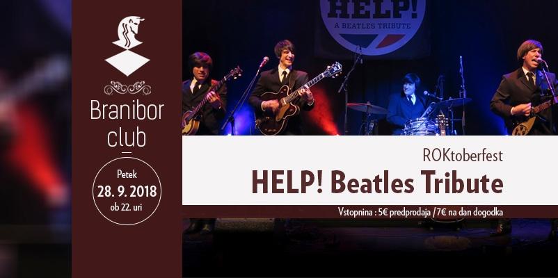 help a beatles tribute