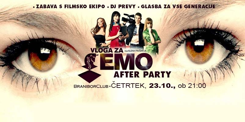 Vloga za Emo after party