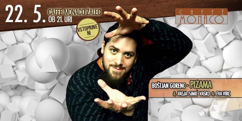 Stand up - Boštjan Gorenc Pižama