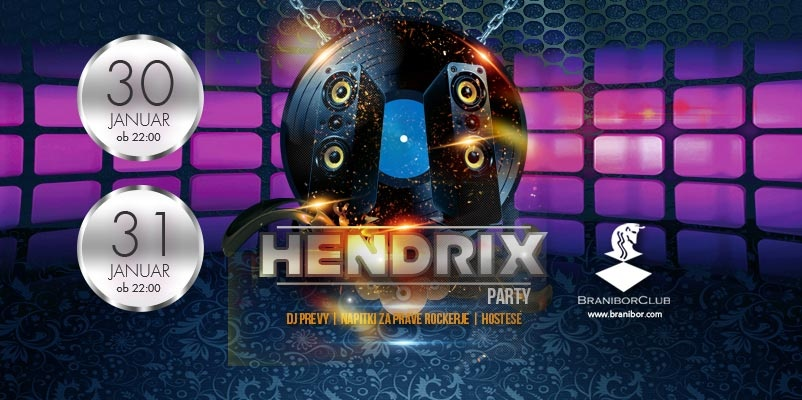 hendrix party