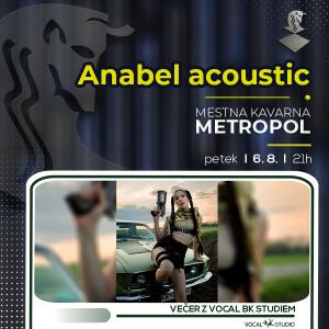 ANABEL acoustic